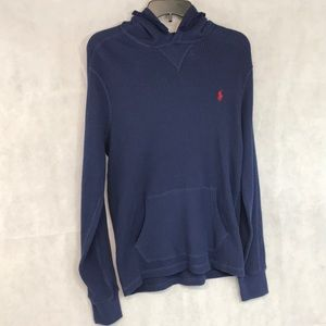 COPY - Polo Ralph Lauren thermal  hoodie size med…